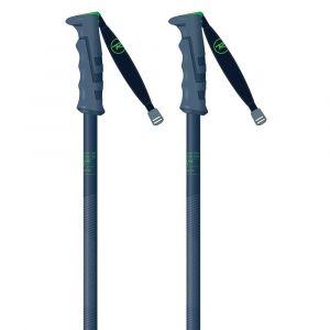 Rossignol Bâtons de ski Tactic Pro Safety - Grey - Taille 125 cm