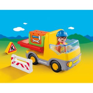Playmobil 6960 - 1.2.3. Camion-benne