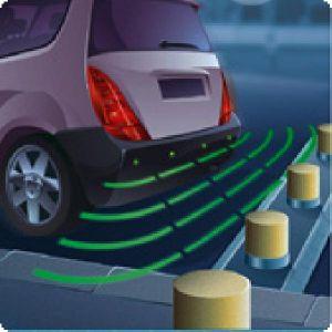 Valeo Radars de recul Kit N°6 pour long véhicule