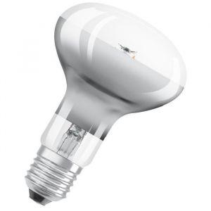 Osram Ampoule Spot LED R80 E27 7 W équivalent a 46 W blanc chaud dimmable - Culot : E27 - Puissance : 7 W - Equivalence : 46 W - Flux lumineux : 580 lm.