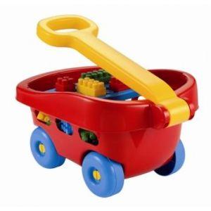 Ecoiffier Chariot 80 pièces Abrick