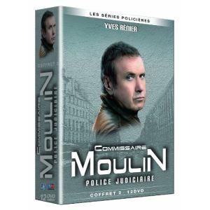 Coffret Commissaire Moulin - 12 DVD, Partie 2