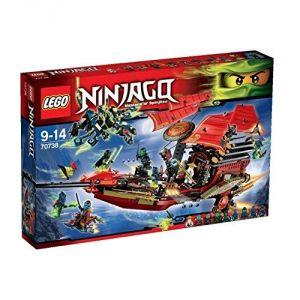 Lego 70738 - Ninjago : L'ultime QG des ninjas