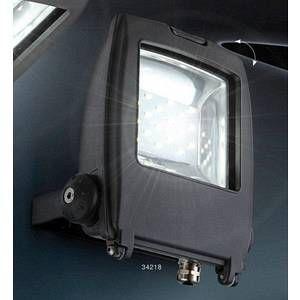 Globo Lighting Projecteur de façade Globo PROJECTEUR I LED Anthracite, 1 lumière - Moderne/Jeune - Extérieur - I