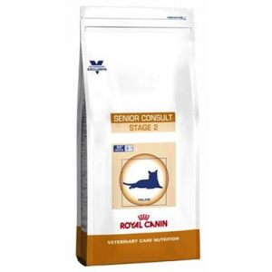 Royal Canin Chat Veterinary Care Nutrition Senior Consult Stage 2 - Sac 6 kg