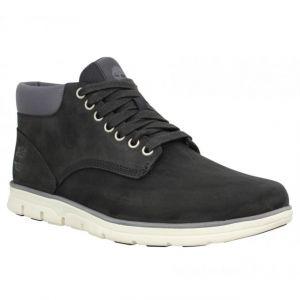 Timberland Bradstreet Leather Sensorflex, Bottes Chukka Homme, Noir (Black Nubuck), 41 EU