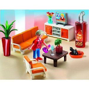 Playmobil 5332 - Salon avec cheminée