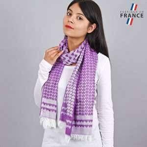 Echarpe violette - Comparer 232 offres 2543ba95918