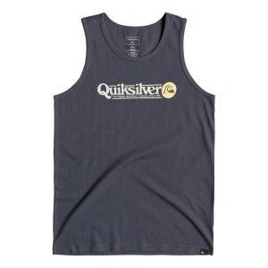 Quiksilver Art Tickle T- T-Shirt Garçon, Blue Nights, FR : L