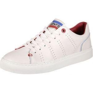 Levi's Vernon Sport chaussures Hommes blanc T. 41,0