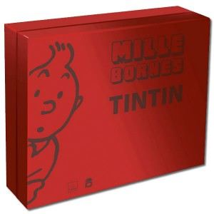 Dujardin 1000 Bornes Tintin Collector