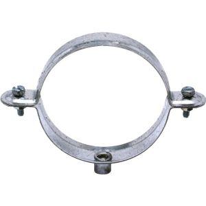 Plombelec 019911 - Collier descente de gouttière à embase 7x150mm diam.100mm