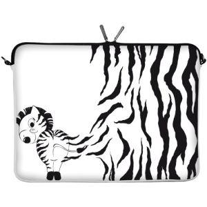 """Digittrade DG-LS111-10 - Housse Zebra pour ordinateur portable et tablette 10,2"""""""
