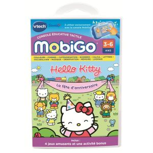 Vtech Jeu Mobigo Hello Kitty