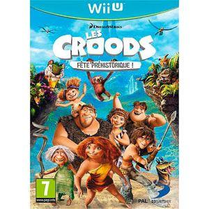 Les Croods : Fête Préhistorique [Wii U]