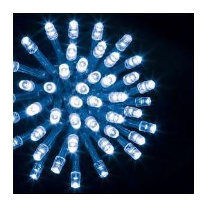 Guirlande lumineuse Technobright 10 m Bleu 100 LED CT