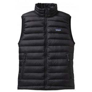 Patagonia Ms Down Sweater Vest BLACK Noir - Homme