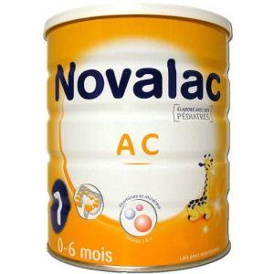 Novalac Lait Anti-colique 1er âge 800g - de 0 à 6 mois