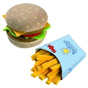 Haba Hamburger avec frites