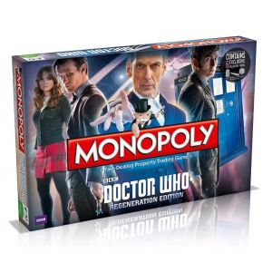 Winning Moves Monopoly Doctor Who