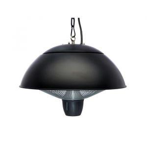 Favex Chauffage extérieur Électrique Suspendu MONZA - 1500 W - Noir