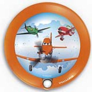 Philips 71765/53/16 - Veilleuse à détecteur Disney Planes