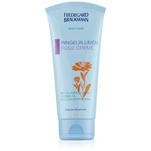 Hildegard Braukmann Soin Body Care Crème pour les pieds fleur de souci 100 ml