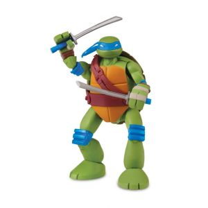 Giochi Preziosi Figurine Mutation transformable Leonardo Tortues Ninja