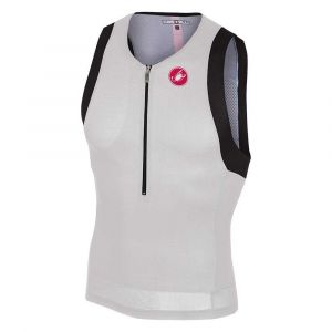 Castelli Trifonctions Free Tri - White - Taille L