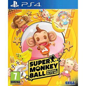 Super Monkey Ball : Banana Blitz HD [PS4]