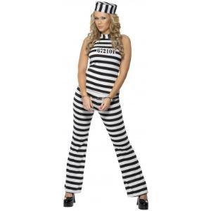 Déguisement de prisonnière (taille M)