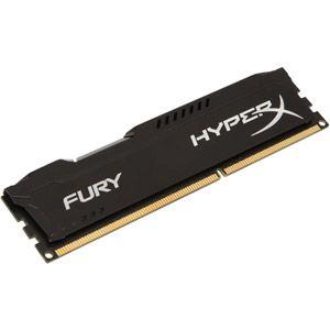Kingston HX316C10F/4 - Barrette mémoire HyperX Fury 4 Go DDR3 1600 MHz CL10 DIMM 240 broches