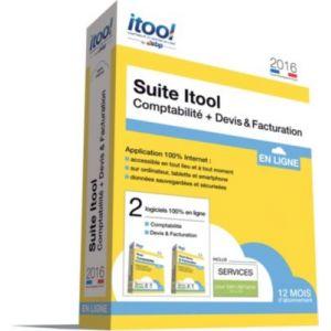 Suite Itool Comptabilité + Devis & Facturation 2016 pour Windows