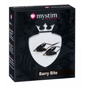 Orion Pinces de stimulation Mystim Barry Bite