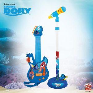 Farelek Micro et guitare Dory