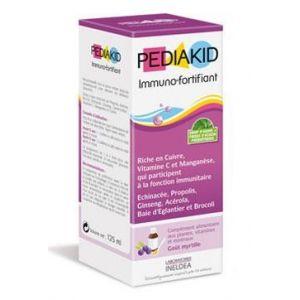 Pediakid Sirop immuno-fort à la myrtille