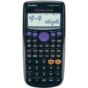 Casio FX-82DE Plus - Calculatrice scientifique