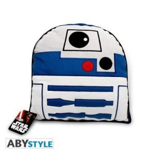 Abystyle Coussin peluche R2D2 Star Wars (35 x 33 cm)