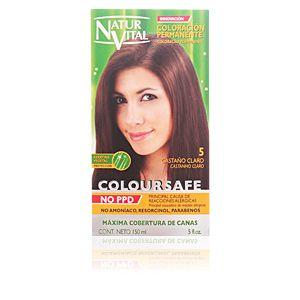 Naturaleza y Vida Coloursafe 5 Châtain clair - Coloration permanente sans PPD