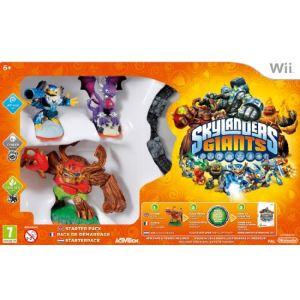 Skylanders Giants - Pack de démarrage [Wii]