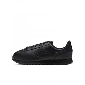Nike Chaussure Cortez Basic SL pour Enfant plus âgé - Noir - Taille 35.5