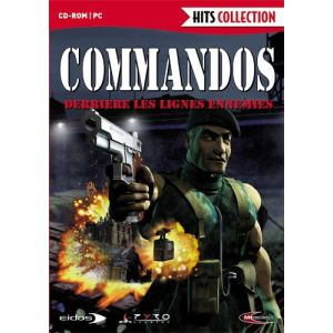 Commandos : Derrière les Lignes Ennemies [PC]