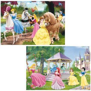 Ravensburger Puzzle Princesses Magiques 2 x 24 pièces
