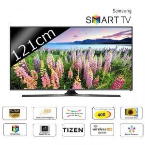 Samsung UE48J5600 - Téléviseur LED 121 cm Smart TV