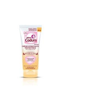 Bébé Cadum Merveille de Miel Crème hydratante protectrice visage et corps 200 ml