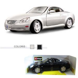 Bburago 12017 - Lexus Sc 430 collection gold - Echelle 1:18