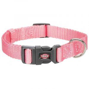 Trixie Premium collier - S: 25-40 cm/15 mm, rose