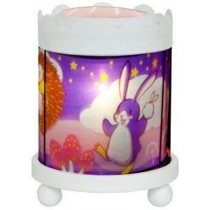Trousselier Manège lanterne Lapingouin