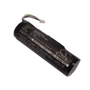 Vhbw Batterie 2200mAh (3.7V) pr collier de chien Navi localisation GPS Garmin Alpha, Alpha 100, DC50, DC50 Dog Tracking Collar, TT10, TT10 Dog Device.