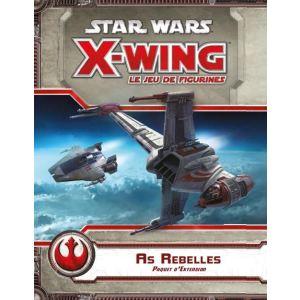 Edge Star Wars X-Wing : As Rebelles